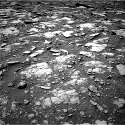 Nasa's Mars rover Curiosity acquired this image using its Right Navigation Camera on Sol 2040, at drive 720, site number 70