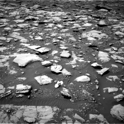 Nasa's Mars rover Curiosity acquired this image using its Right Navigation Camera on Sol 2040, at drive 744, site number 70