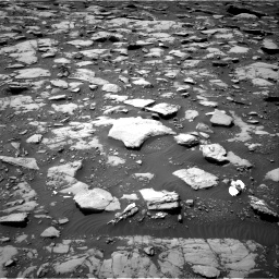 Nasa's Mars rover Curiosity acquired this image using its Right Navigation Camera on Sol 2040, at drive 750, site number 70