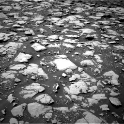 Nasa's Mars rover Curiosity acquired this image using its Right Navigation Camera on Sol 2040, at drive 768, site number 70