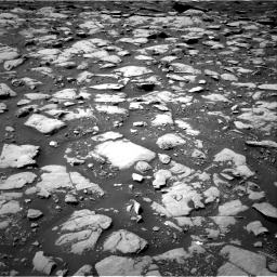 Nasa's Mars rover Curiosity acquired this image using its Right Navigation Camera on Sol 2040, at drive 780, site number 70