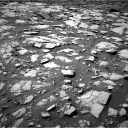 Nasa's Mars rover Curiosity acquired this image using its Right Navigation Camera on Sol 2040, at drive 828, site number 70