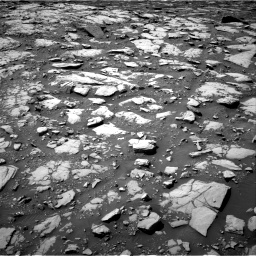 Nasa's Mars rover Curiosity acquired this image using its Right Navigation Camera on Sol 2040, at drive 834, site number 70