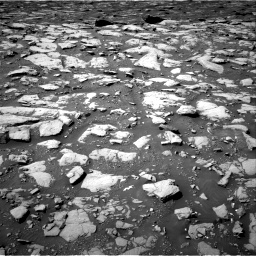 Nasa's Mars rover Curiosity acquired this image using its Right Navigation Camera on Sol 2040, at drive 858, site number 70