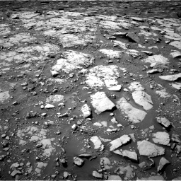 Nasa's Mars rover Curiosity acquired this image using its Right Navigation Camera on Sol 2040, at drive 882, site number 70