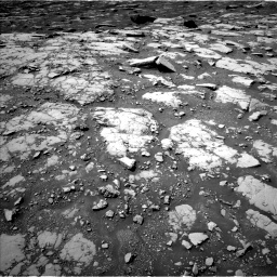 Nasa's Mars rover Curiosity acquired this image using its Left Navigation Camera on Sol 2041, at drive 910, site number 70