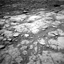 Nasa's Mars rover Curiosity acquired this image using its Left Navigation Camera on Sol 2041, at drive 958, site number 70