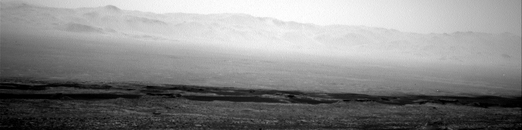 Nasa's Mars rover Curiosity acquired this image using its Right Navigation Camera on Sol 2041, at drive 886, site number 70