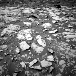 Nasa's Mars rover Curiosity acquired this image using its Right Navigation Camera on Sol 2041, at drive 892, site number 70