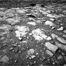 Nasa's Mars rover Curiosity acquired this image using its Right Navigation Camera on Sol 2041, at drive 910, site number 70