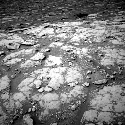 Nasa's Mars rover Curiosity acquired this image using its Right Navigation Camera on Sol 2041, at drive 934, site number 70