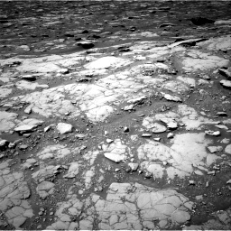 Nasa's Mars rover Curiosity acquired this image using its Right Navigation Camera on Sol 2041, at drive 958, site number 70