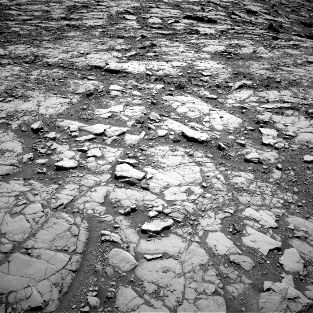 Nasa's Mars rover Curiosity acquired this image using its Right Navigation Camera on Sol 2041, at drive 970, site number 70