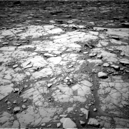 Nasa's Mars rover Curiosity acquired this image using its Right Navigation Camera on Sol 2041, at drive 976, site number 70