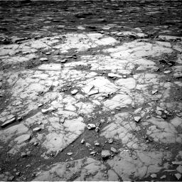 Nasa's Mars rover Curiosity acquired this image using its Right Navigation Camera on Sol 2041, at drive 982, site number 70