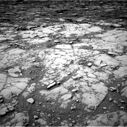 Nasa's Mars rover Curiosity acquired this image using its Right Navigation Camera on Sol 2041, at drive 988, site number 70