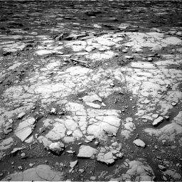 Nasa's Mars rover Curiosity acquired this image using its Right Navigation Camera on Sol 2041, at drive 994, site number 70