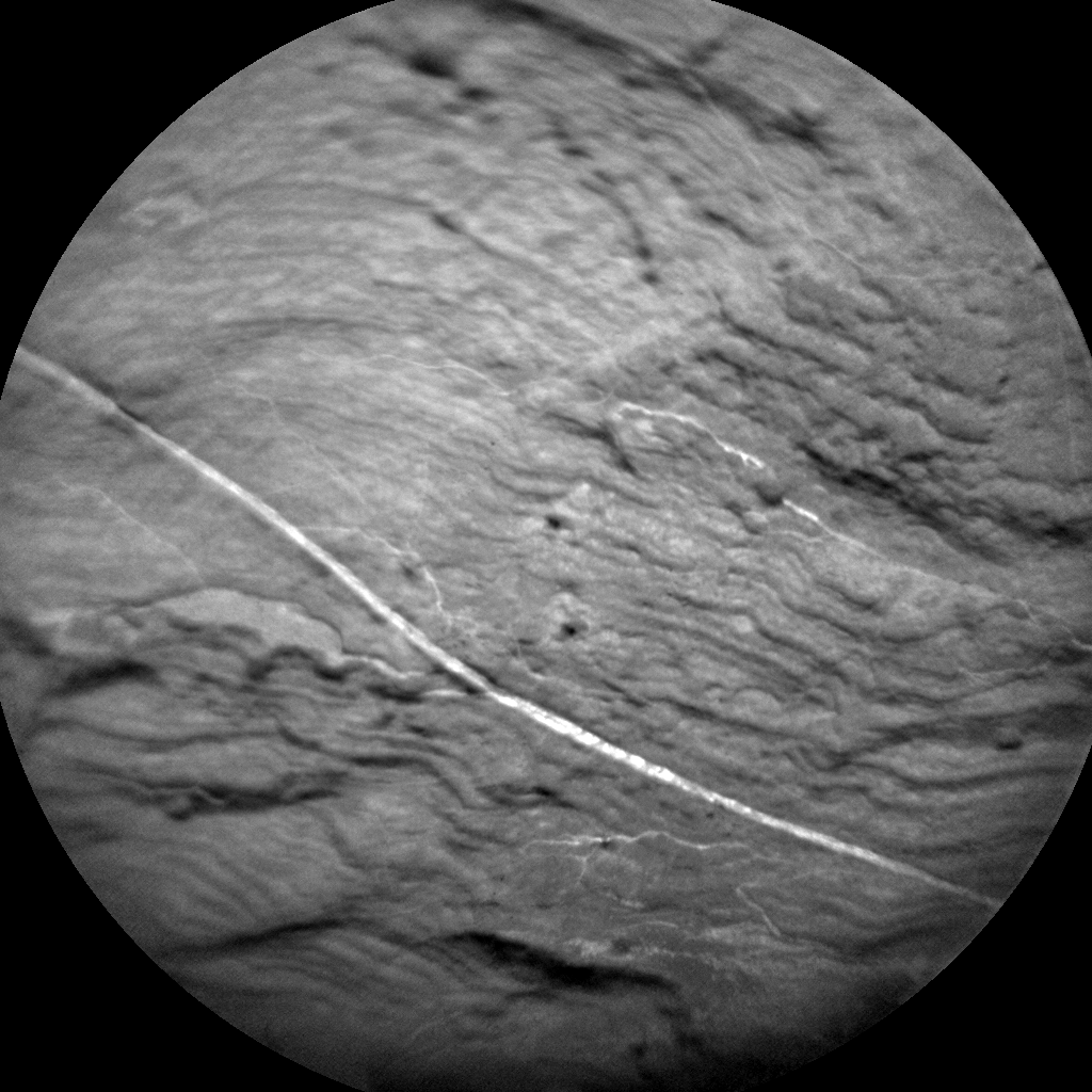 Nasa's Mars rover Curiosity acquired this image using its Chemistry & Camera (ChemCam) on Sol 2041, at drive 886, site number 70