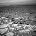 MSL Raw Image from Right Navigation Cameras (Navcams)