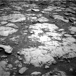 Nasa's Mars rover Curiosity acquired this image using its Right Navigation Camera on Sol 2044, at drive 1066, site number 70