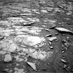 Nasa's Mars rover Curiosity acquired this image using its Right Navigation Camera on Sol 2044, at drive 1126, site number 70