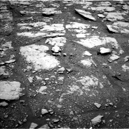 Nasa's Mars rover Curiosity acquired this image using its Left Navigation Camera on Sol 2045, at drive 1180, site number 70