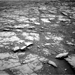 Nasa's Mars rover Curiosity acquired this image using its Right Navigation Camera on Sol 2045, at drive 1138, site number 70