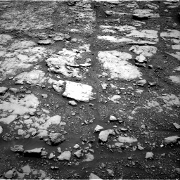 Nasa's Mars rover Curiosity acquired this image using its Right Navigation Camera on Sol 2045, at drive 1162, site number 70