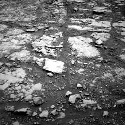 Nasa's Mars rover Curiosity acquired this image using its Right Navigation Camera on Sol 2045, at drive 1168, site number 70