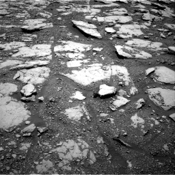 Nasa's Mars rover Curiosity acquired this image using its Right Navigation Camera on Sol 2045, at drive 1186, site number 70
