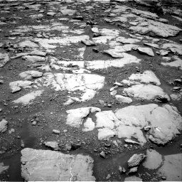 Nasa's Mars rover Curiosity acquired this image using its Right Navigation Camera on Sol 2045, at drive 1216, site number 70