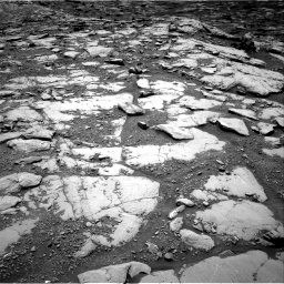 Nasa's Mars rover Curiosity acquired this image using its Right Navigation Camera on Sol 2045, at drive 1222, site number 70