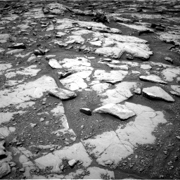 Nasa's Mars rover Curiosity acquired this image using its Right Navigation Camera on Sol 2045, at drive 1240, site number 70