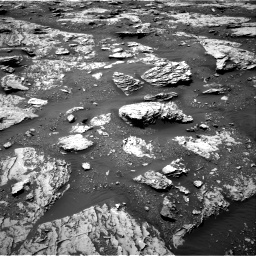 Nasa's Mars rover Curiosity acquired this image using its Right Navigation Camera on Sol 2045, at drive 1342, site number 70