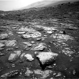 Nasa's Mars rover Curiosity acquired this image using its Right Navigation Camera on Sol 2045, at drive 1402, site number 70