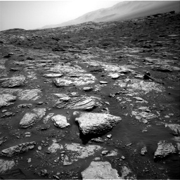 Nasa's Mars rover Curiosity acquired this image using its Right Navigation Camera on Sol 2045, at drive 1408, site number 70