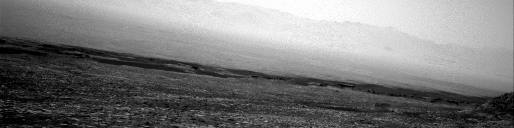 NASA's Mars rover Curiosity acquired this image using its Right Navigation Cameras (Navcams) on Sol 2046