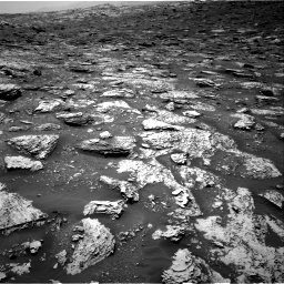 Nasa's Mars rover Curiosity acquired this image using its Right Navigation Camera on Sol 2051, at drive 1550, site number 70