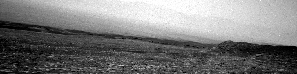 Nasa's Mars rover Curiosity acquired this image using its Right Navigation Camera on Sol 2052, at drive 1554, site number 70