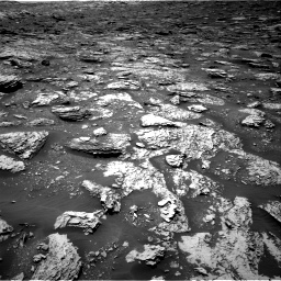 Nasa's Mars rover Curiosity acquired this image using its Right Navigation Camera on Sol 2052, at drive 1574, site number 70
