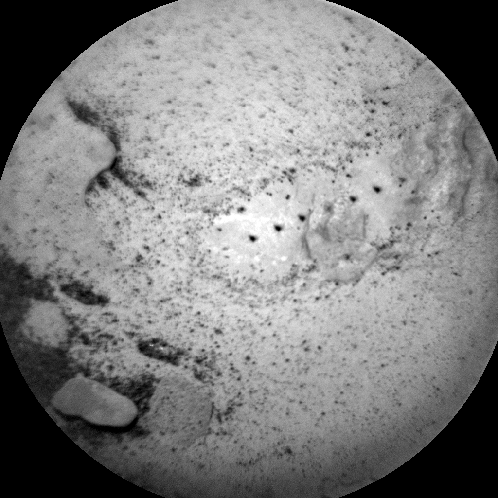 Nasa's Mars rover Curiosity acquired this image using its Chemistry & Camera (ChemCam) on Sol 2068, at drive 1752, site number 70