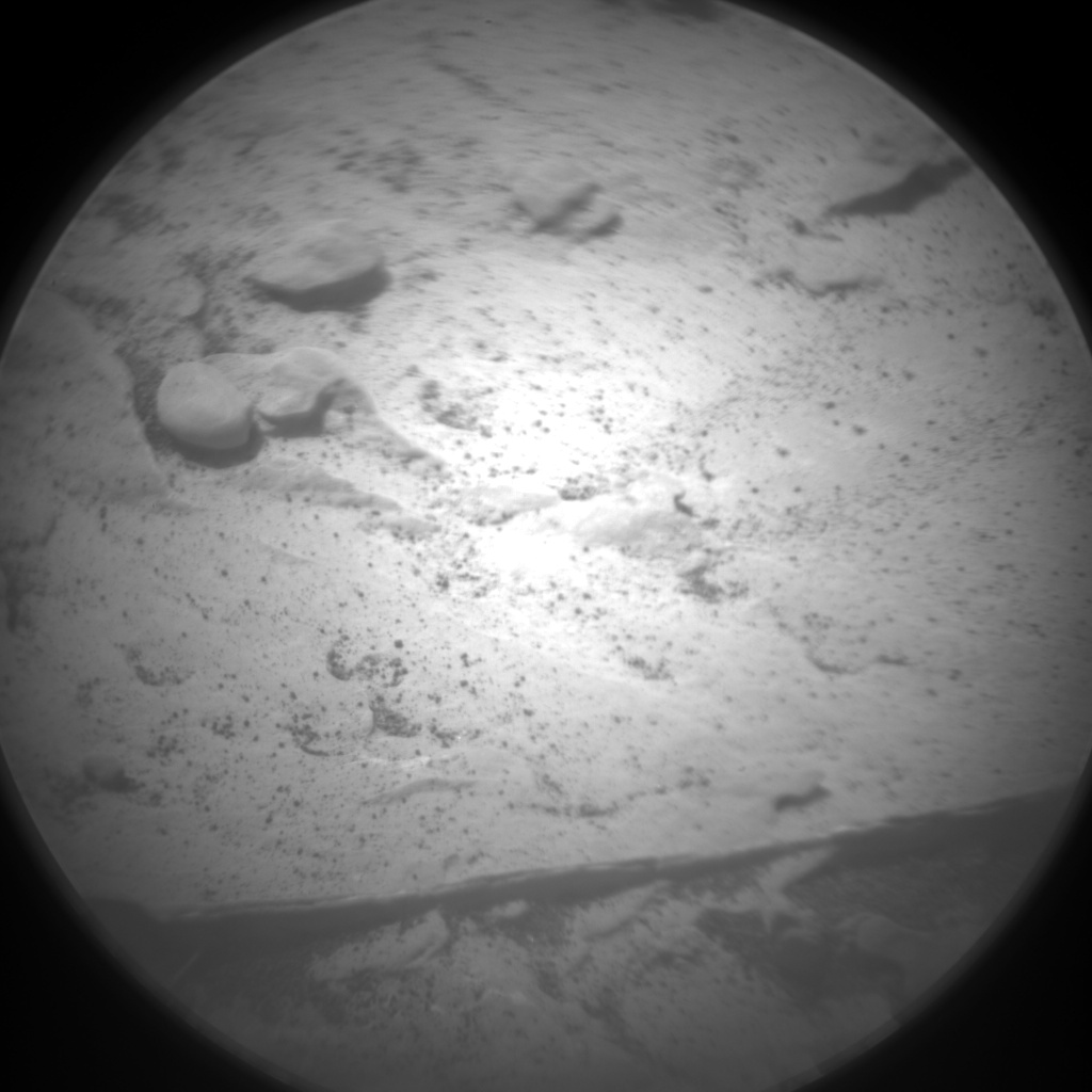 Nasa's Mars rover Curiosity acquired this image using its Chemistry & Camera (ChemCam) on Sol 2072, at drive 1752, site number 70