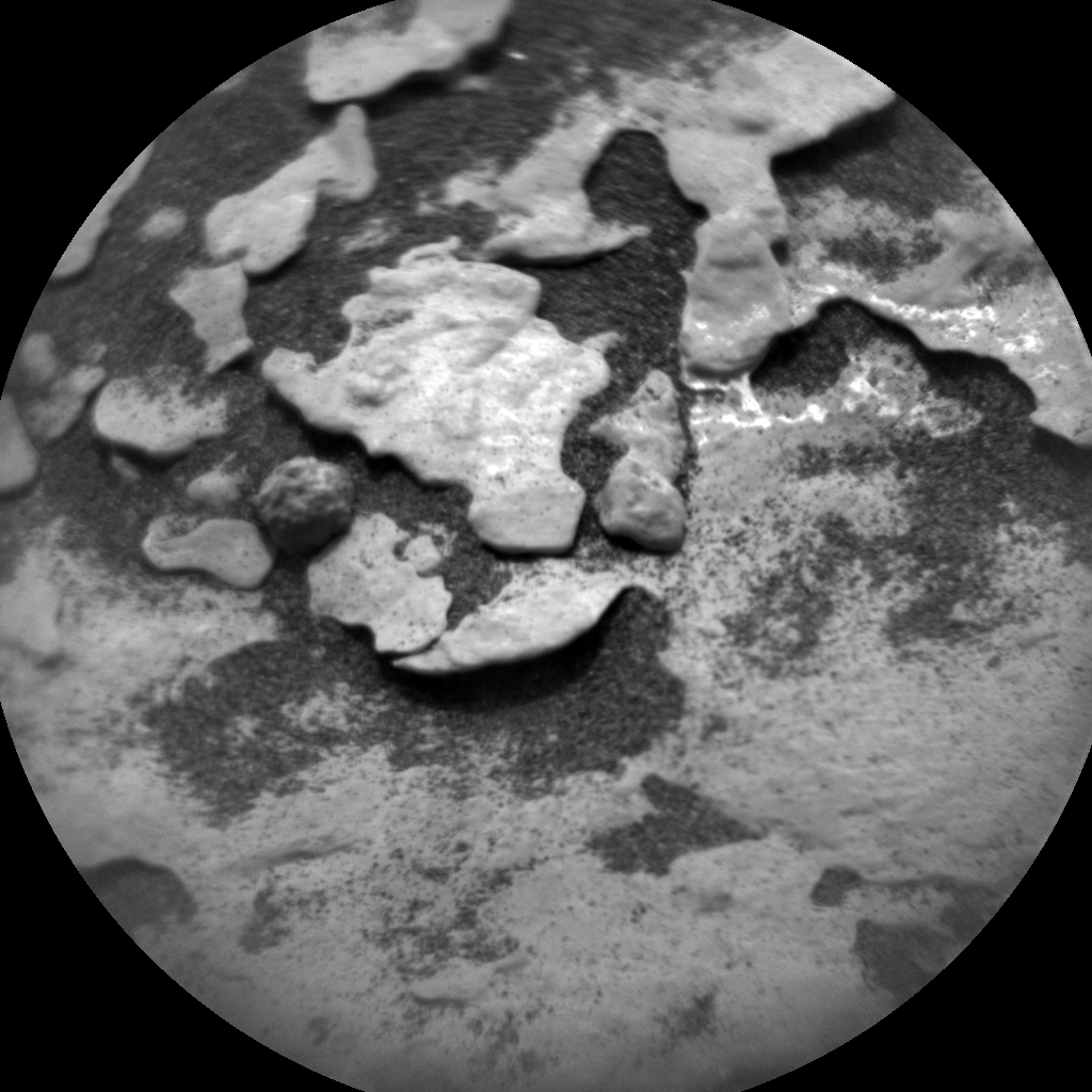 Nasa's Mars rover Curiosity acquired this image using its Chemistry & Camera (ChemCam) on Sol 2080, at drive 1752, site number 70
