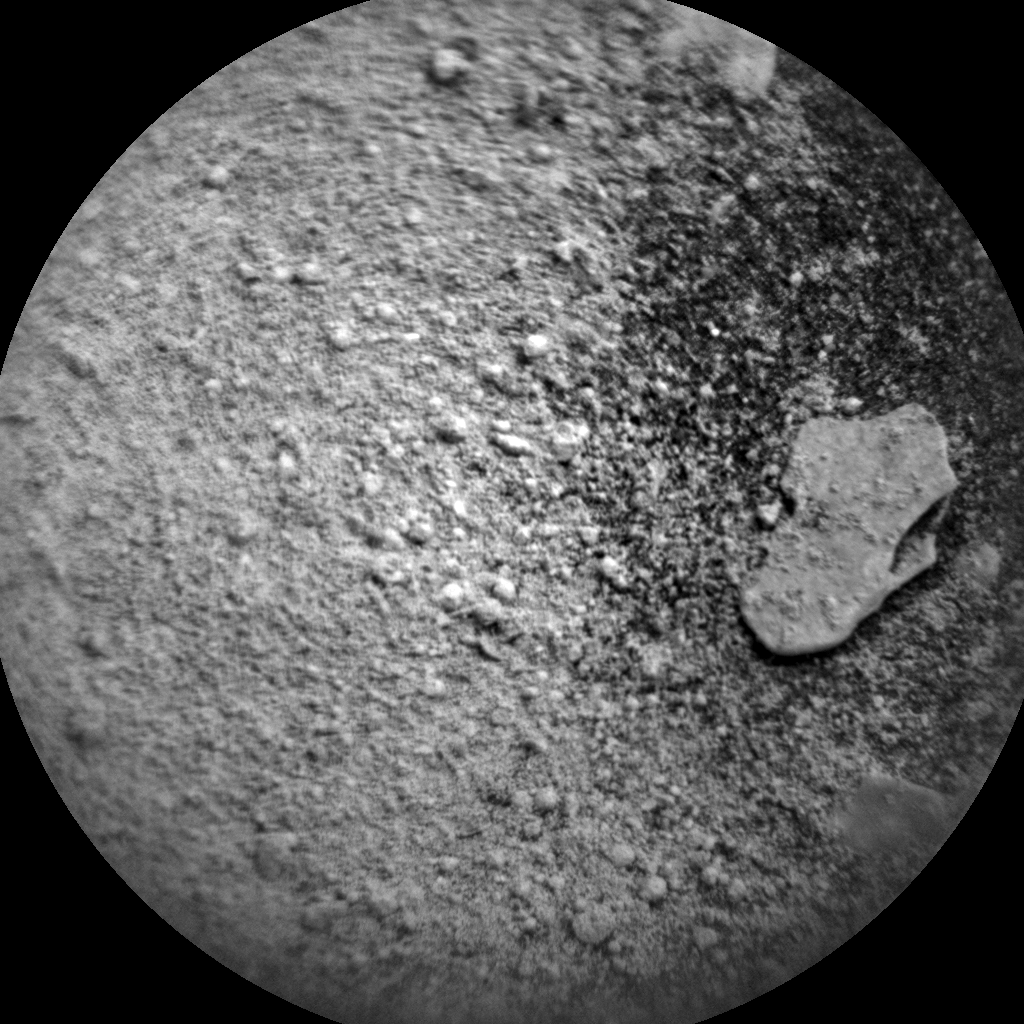 Nasa's Mars rover Curiosity acquired this image using its Chemistry & Camera (ChemCam) on Sol 2081, at drive 1752, site number 70