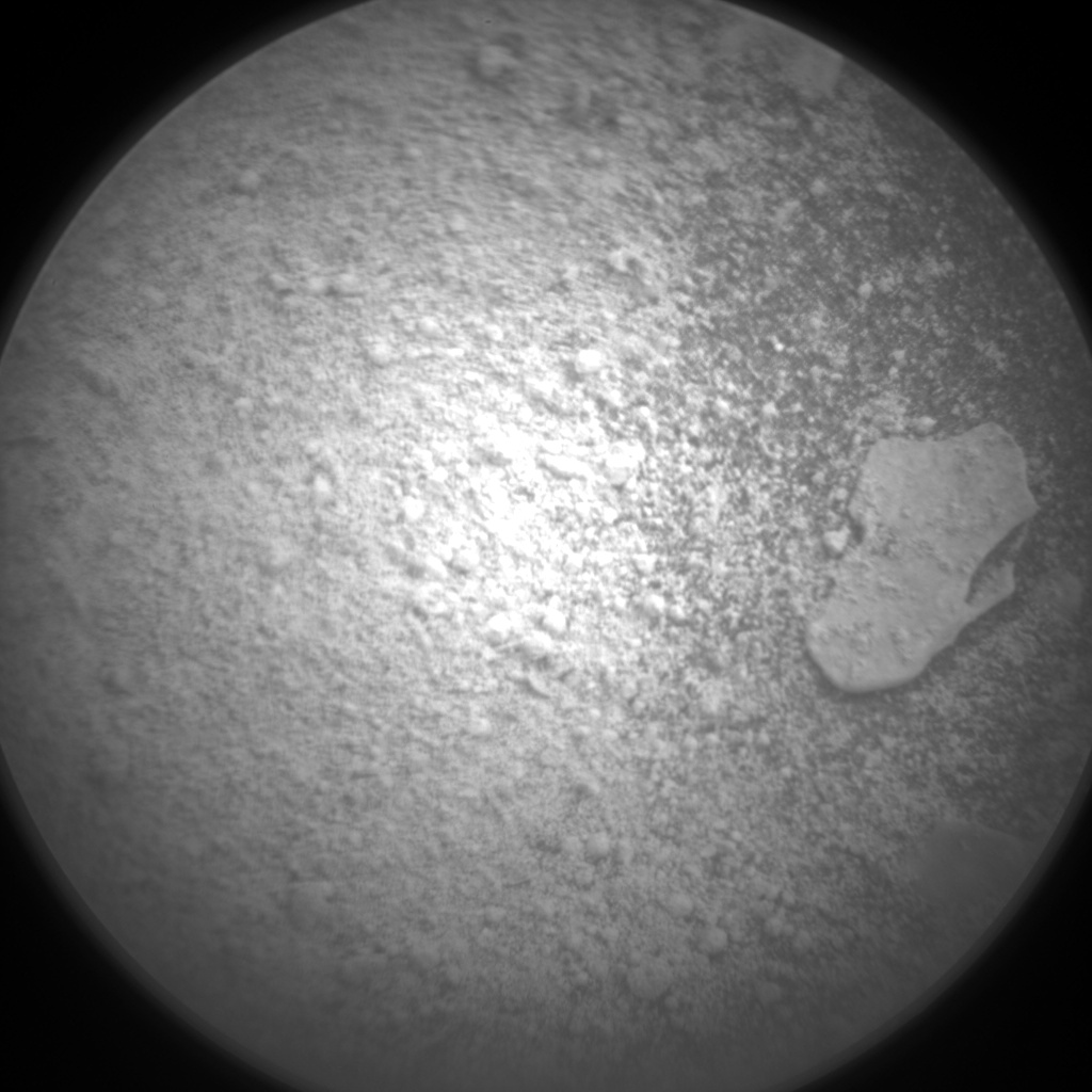 Nasa's Mars rover Curiosity acquired this image using its Chemistry & Camera (ChemCam) on Sol 2082, at drive 1752, site number 70