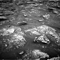 Nasa's Mars rover Curiosity acquired this image using its Right Navigation Camera on Sol 2086, at drive 0, site number 71
