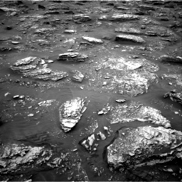 Nasa's Mars rover Curiosity acquired this image using its Right Navigation Camera on Sol 2086, at drive 36, site number 71