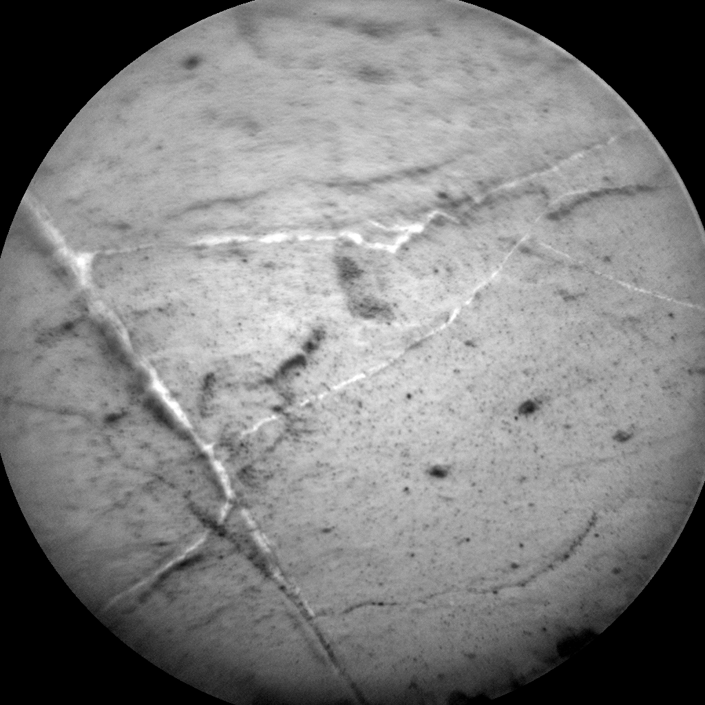 Nasa's Mars rover Curiosity acquired this image using its Chemistry & Camera (ChemCam) on Sol 2090, at drive 228, site number 71