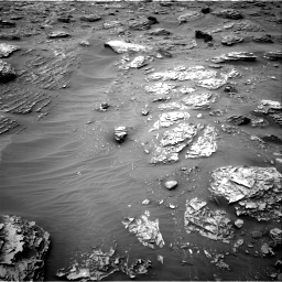 Nasa's Mars rover Curiosity acquired this image using its Right Navigation Camera on Sol 2092, at drive 258, site number 71