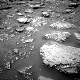 Nasa's Mars rover Curiosity acquired this image using its Right Navigation Camera on Sol 2092, at drive 426, site number 71
